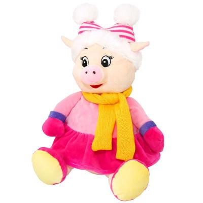 Мягкая упаковка-игрушка для Новогодних подарков Аленка в Саратове