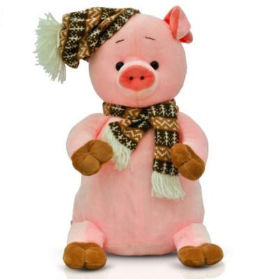 Мягкая упаковка-игрушка для Новогодних подарков Модник в Саратове