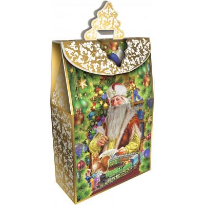 """Картонная упаковка для новогодних подарков """"Традиция"""" в Саратове"""