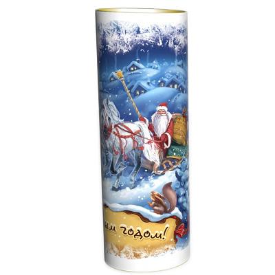 Туба для Новогодних подарков Зима в Саратове