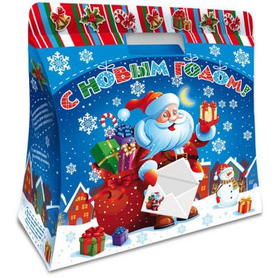 Поздравление Деда Мороза 1000 грамм стандарт в Саратове