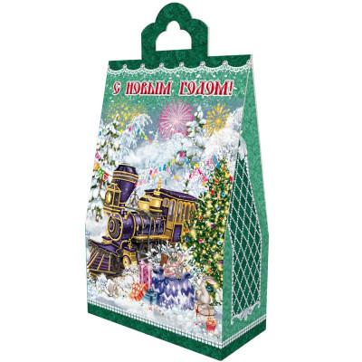 Пакет Зимний экспресс 800 грамм стандарт в Саратове