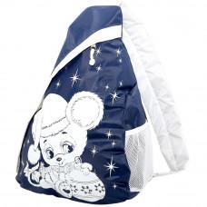 Рюкзак синий 1700 грамм элит