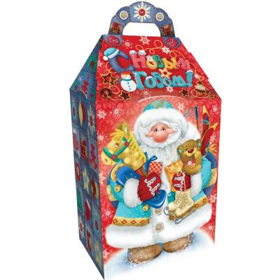 Дед Мороз с подарками 1000 грамм стандарт в Саратове
