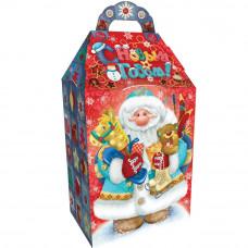 Дед Мороз с подарками 1000 грамм премиум
