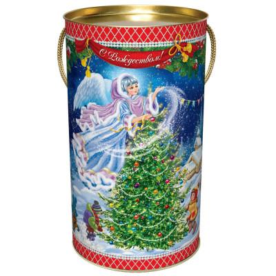 Туба Новогодняя ночь 800 грамм стандарт в Саратове