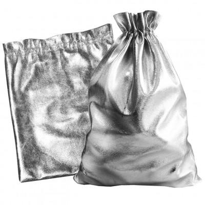 Мешочек из парчи Серебро 1000 грамм премиум в Саратове