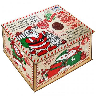 Посылка от Деда Мороза Евро 800 грамм элит в Саратове