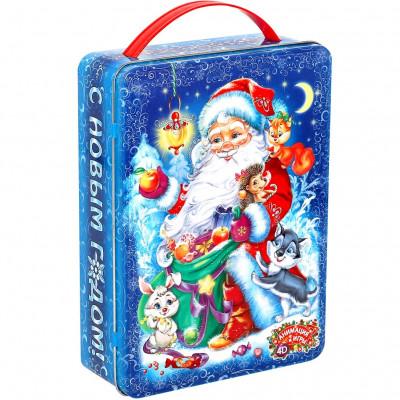 Дед Мороз 800 грамм премиум в Саратове