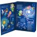 Книга с игрой Космические приключения 800 грамм стандарт в Саратове