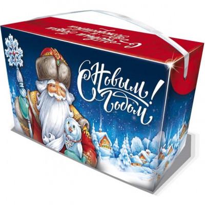 Новогодний с Дедом Морозом 600 грамм премиум в Саратове