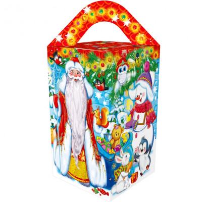 Подарочек Зимняя сказка большой 700 грамм элит в Саратове
