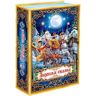 Книга Мороз и сказка 700 грамм премиум в Саратове