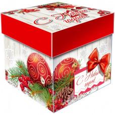 Куб красный 1500 грамм премиум