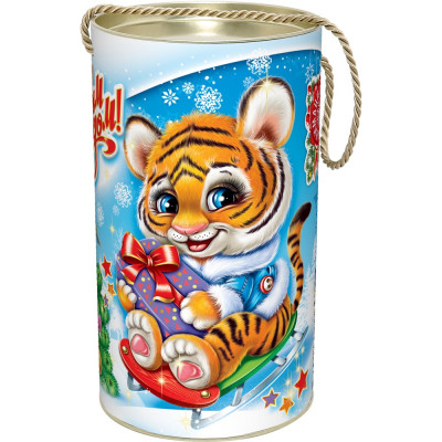 Туба Тигрята 800 грамм премиум в Саратове