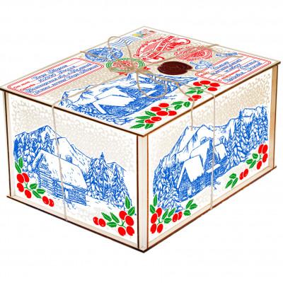 Посылка от Деда Мороза Евро 1700 грамм элит в Саратове