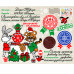 Посылка от Деда Мороза Символ года 800 грамм стандарт в Саратове