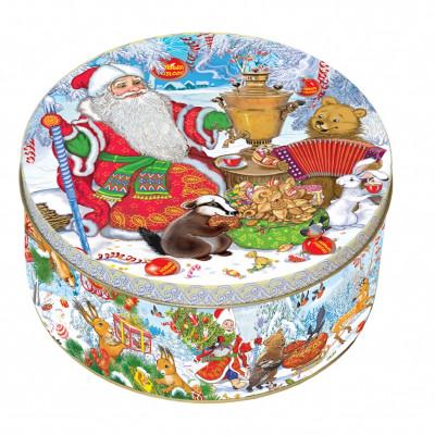 Шкатулка праздничная 800 грамм стандарт в Саратове