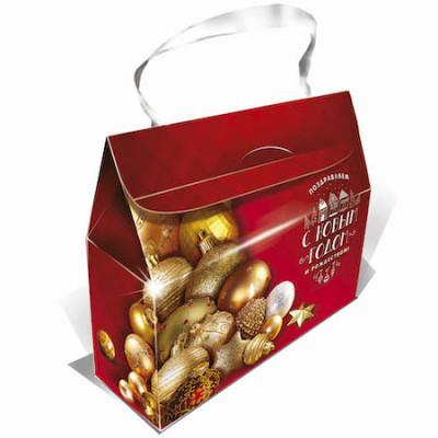 Золотые шары 800 грамм стандарт в Саратове