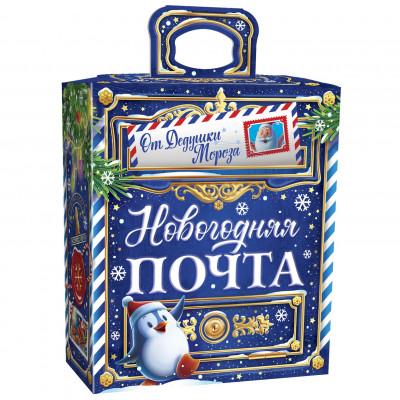 Новогодняя почта синяя 700 грамм стандарт в Саратове
