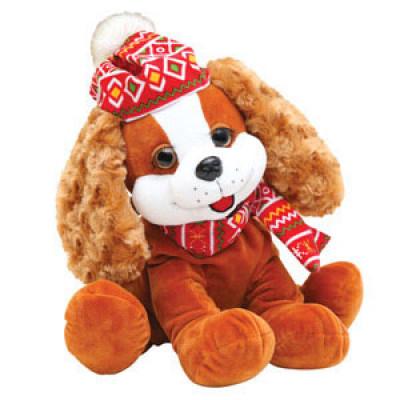 Детский новогодний подарок в мягкой упаковке-игрушке Арамис 800 грамм грамм в комплектации эконом в Саратове
