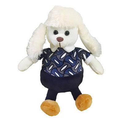 Детский новогодний подарок в мягкой упаковке-игрушке Белик 600 грамм элит в Саратове
