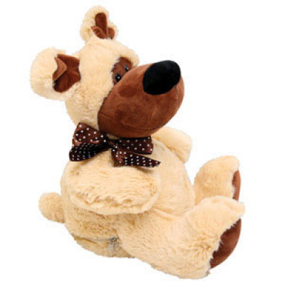 Детский новогодний подарок Мирон 900 грамм в мягкой упаковке-игрушке в стандартной комплектации в Саратове