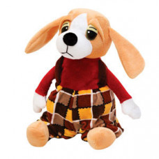 Детский новогодний подарок в мягкой упаковке-игрушке  Умник 600 грамм стандарт в Саратове