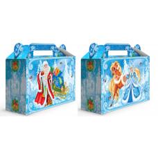 Детский новогодний подарок в картонной упаковке Морозко 500 грамм в Саратове
