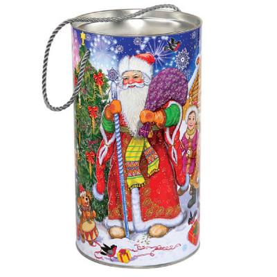 "Туба для новогодних подарков ""Дед мороз и снегурочка"" в Саратове"