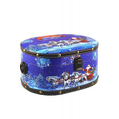 Упаковка шкатулка новогодняя в Саратове