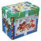 Жестяная упаковка для подарков на Новый год в Саратове