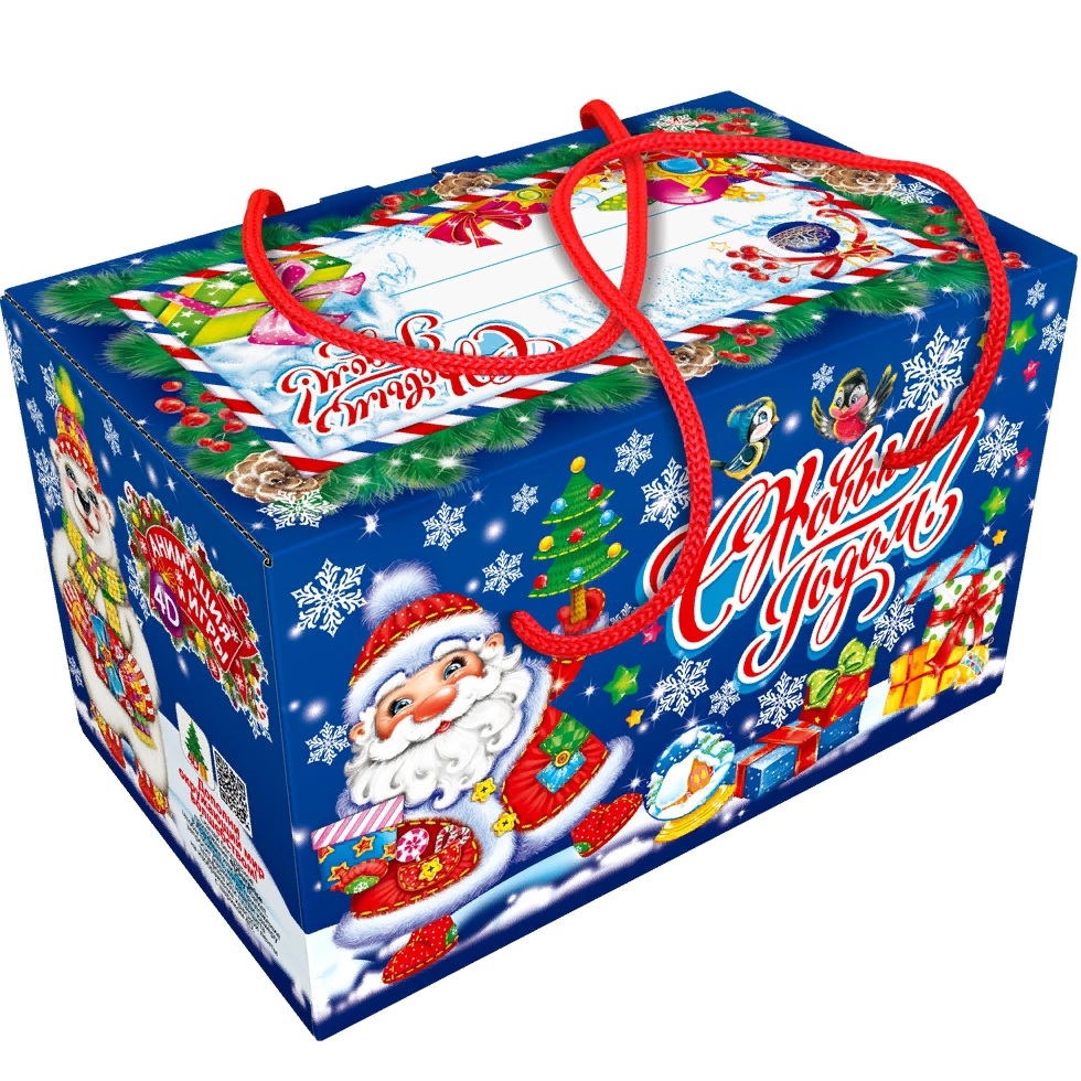 Подарки детям на Новый год с Киндер сюрпризом